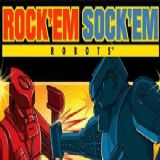Dwonload Rock em Sock em Robots Cell Phone Game